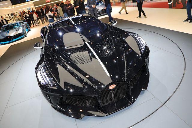 Siêu xe Bugatti đẹp nhất