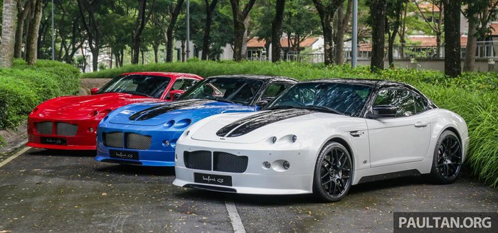 Siêu xe Bufori CS của Malaysia