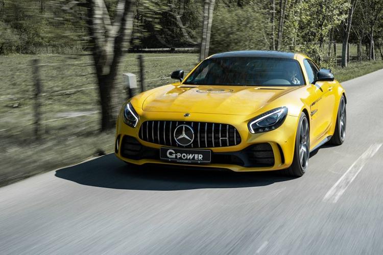 Siêu xe Mercedes hàng khủng