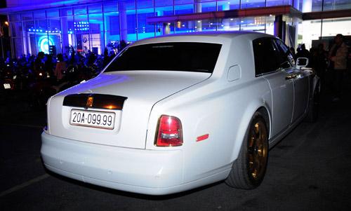 Đại gia Thái Nguyên bán Rolls royce Phantom
