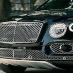 Xe siêu sang Bentley Bentayga bọc thép cho tỷ phú
