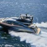 Siêu du thuyền Lexus xa xỉ như khách sạn trên biển