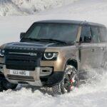 Land rover Defender 2020 xe Offroad cho nhà giàu