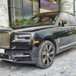 Rolls Royce cullinan cực đẹp bí ẩn ở Hà Nội