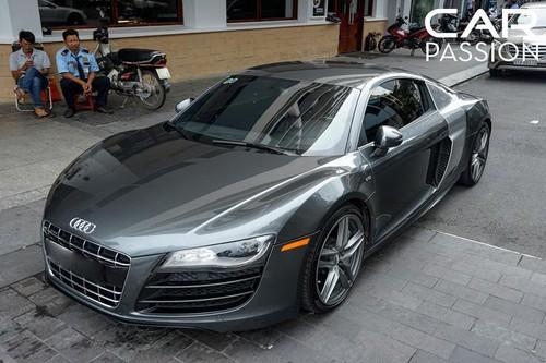 Siêu xe Audi R8