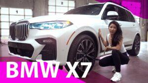 Đánh giá xe sang BMW X7 mới