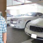 Thú chơi siêu xe của ông Nguyễn Đăng Quang