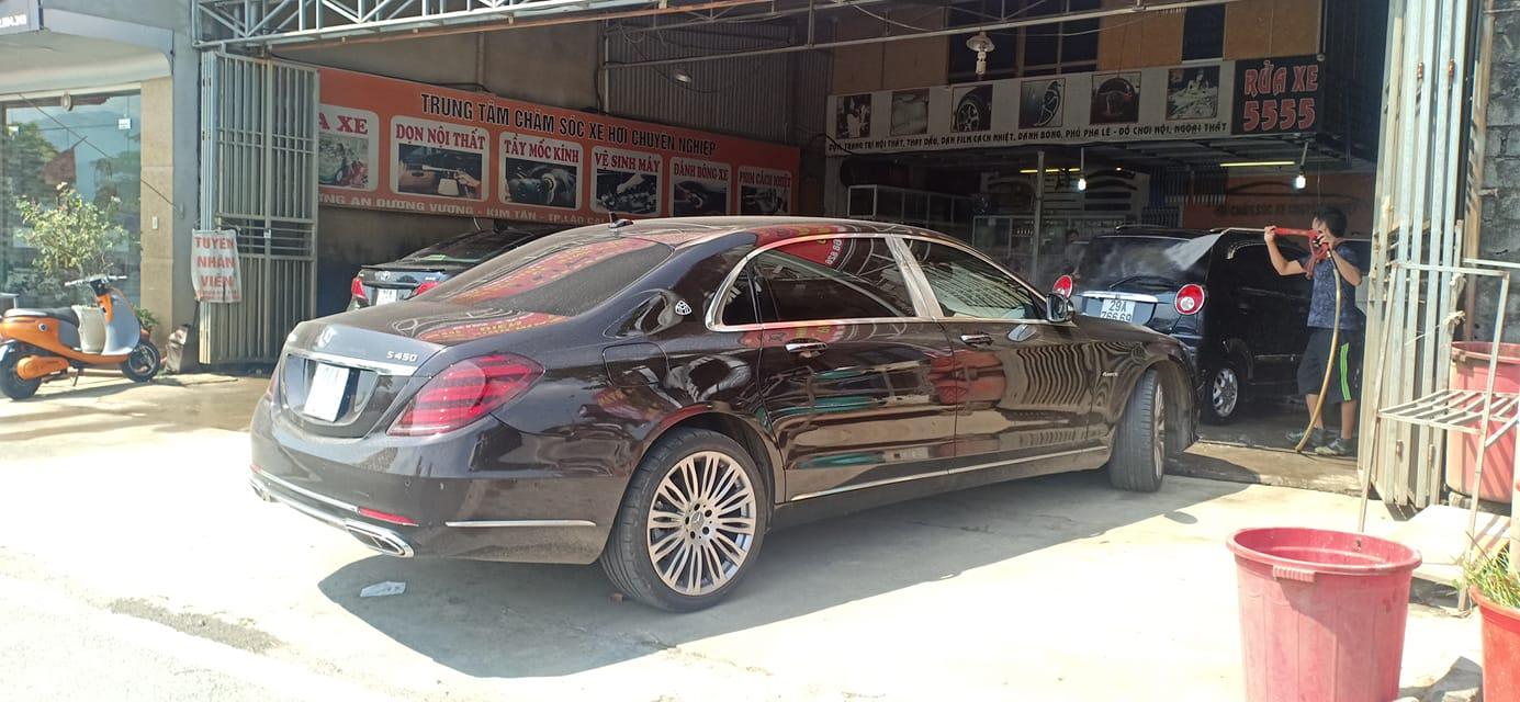 Top siêu xe Lào Cai