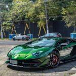 Siêu xe Lamborghini Aventador SVJ về VN giá 60 tỷ