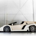 Lamborghini Veneno Roadster giá 200 tỷ dù dùng 6 năm