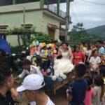Đám cưới siêu xe độc lạ dị nhất Việt Nam