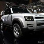 Land rover Defender 2020 có giá từ 5 tỷ đồng ở Việt Nam