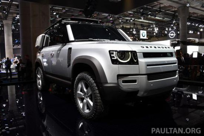 land rover defender 2020 đẹp mới