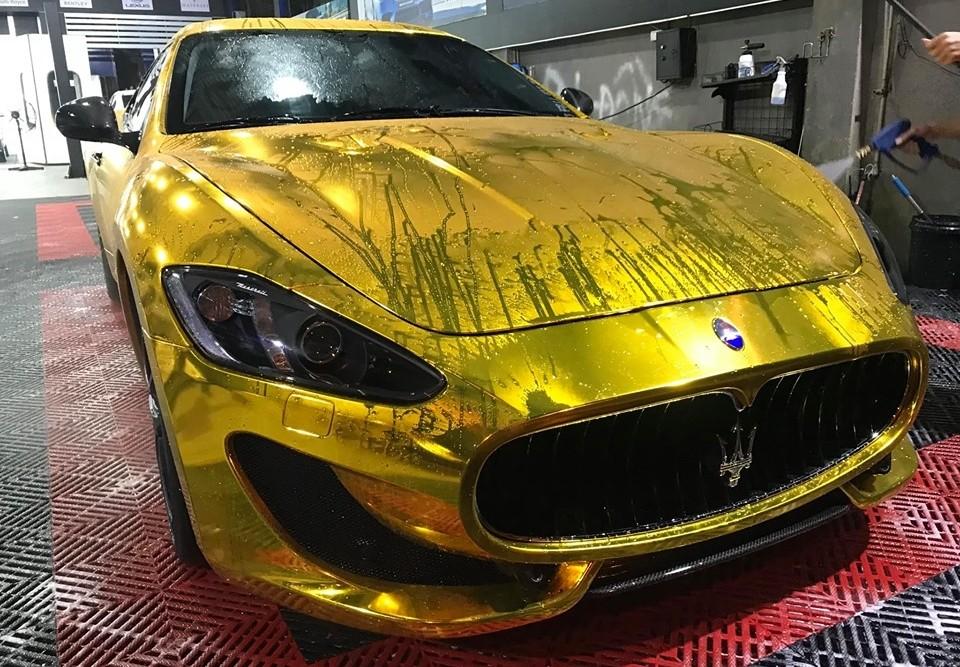 Đánh giá siêu xe Maserati độ kiểu Dubai