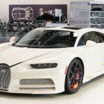 Bugatti Chiron Hermès siêu xe độc dành cho tỷ phú