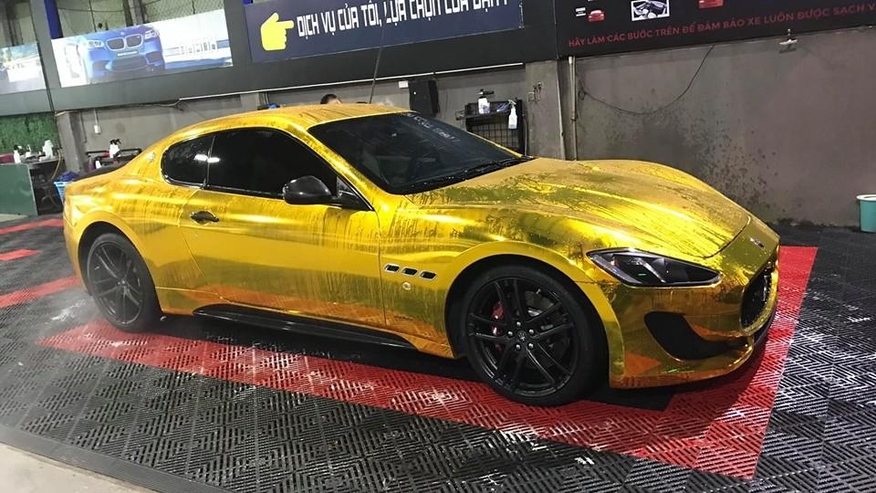 Đánh giá siêu xe Maserati