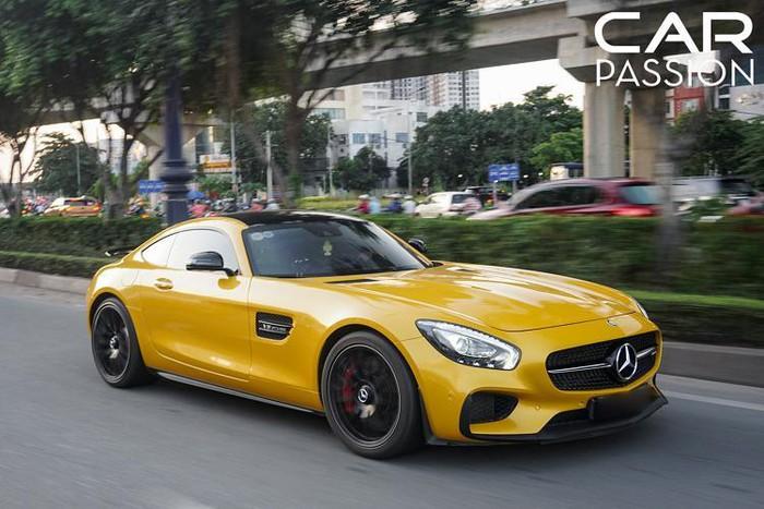 Siêu xe đẹp Mercedes đẳng cấp