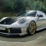 Siêu xe Porsche 911 Carrera độ khủng bởi TechArt