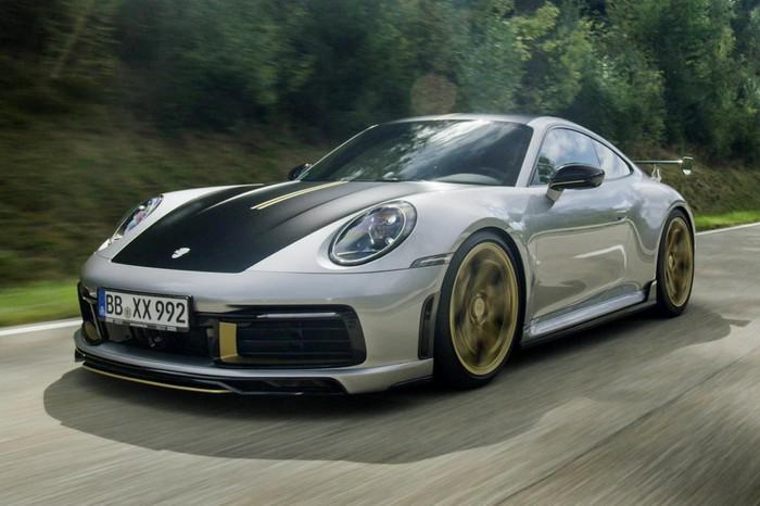 Siêu xe Porsche 911 Carrera