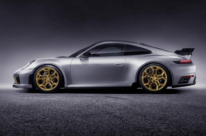 Siêu xe Porsche 911 Carrera đẹp và độc nhất