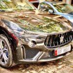 Siêu xe Maserati Levante bản độc Trofeo giá 15 tỷ