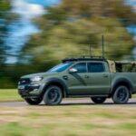Siêu xe bán tải chống đạn Ford Ranger 2019