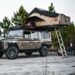 Siêu SUV Land rover Defender 28 tuổi vẫn đỉnh
