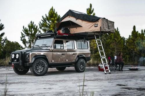 Siêu SUV Land rover Defender