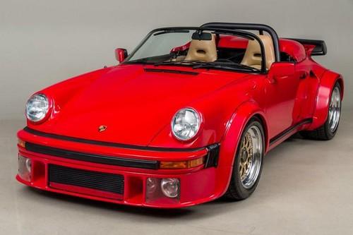 Siêu xe cổ triệu đô Porsche hiếm