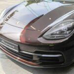 Xe sang gia đình  Porsche Panamera Turismo về VN