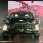Siêu xe SUV Aston Martin DBX đầu tiên tới Trung Quốc