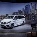 Siêu xe gia đình Mercedes V class 2020 về VN