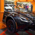 Siêu xe Mỹ Chevrolet Corvette C7 cuối cùng giá 63 tỷ
