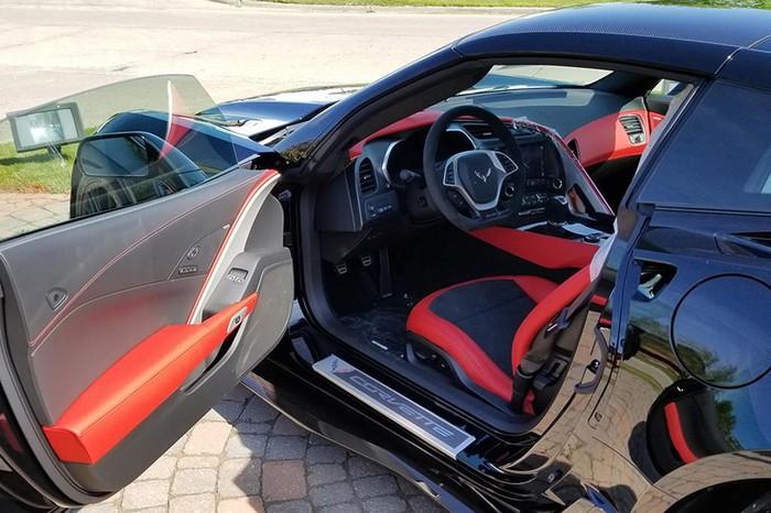 Nội thất siêu xe đẹp