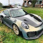 Siêu xe Porsche 911 GT2 RS có màu sơn giá 2,2 tỷ đồng