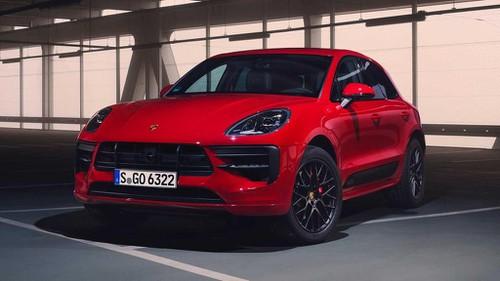Siêu xe SUV đẹp Porsche cho đại gia