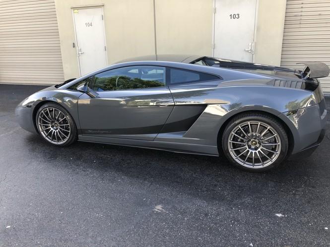 Siêu xe Lamborghini Gallardo