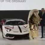 Đại gia Nhật Bản độ chơi siêu xe Lamborghini độc nhất