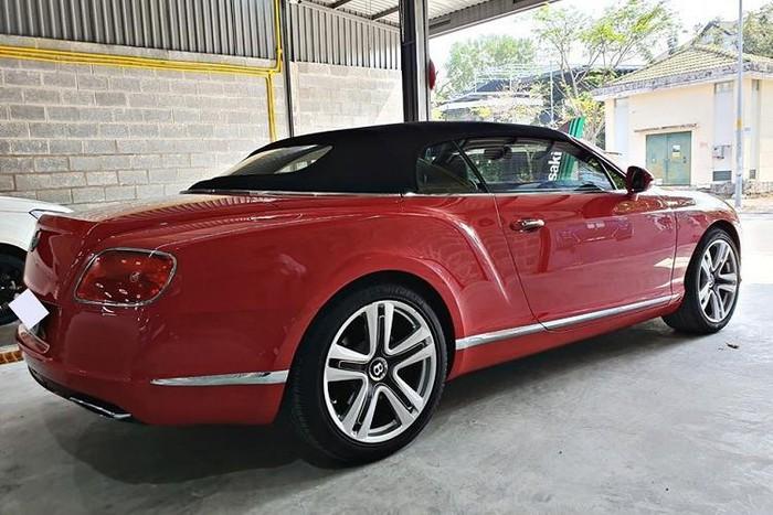 Xe Bentley khủng đẹp