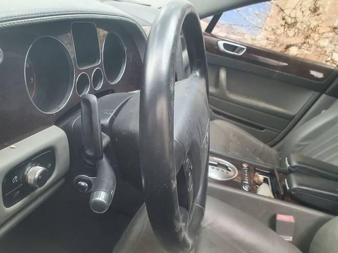 Nội thất xe Bentley khủng