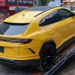 Thiếu gia nhà Bầu Hiển mua Lamborghini Urus 24 tỷ đồng