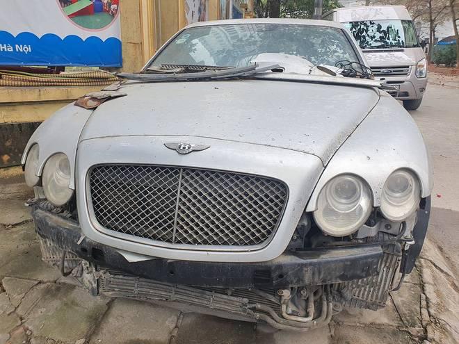 Xe Bentley đắt giá sành điệu
