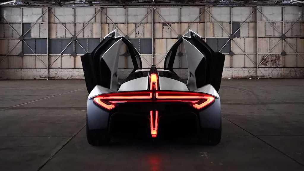 Siêu xe điện cho nhà giàu