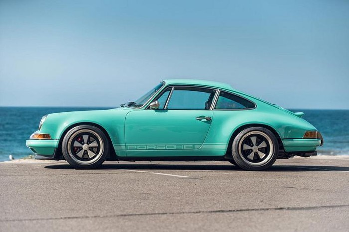 siêu xe Porsche 911 mới