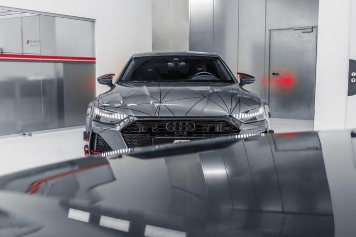 Xe sang độ Audi RS7-R đẹp