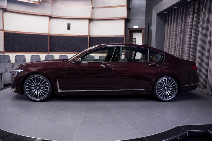 BMW 750Li siêu sang tuyệt đẹp