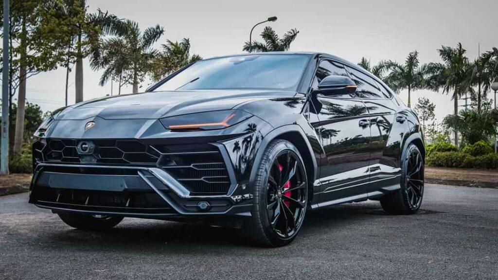 Siêu SUV Lamborghini URUS