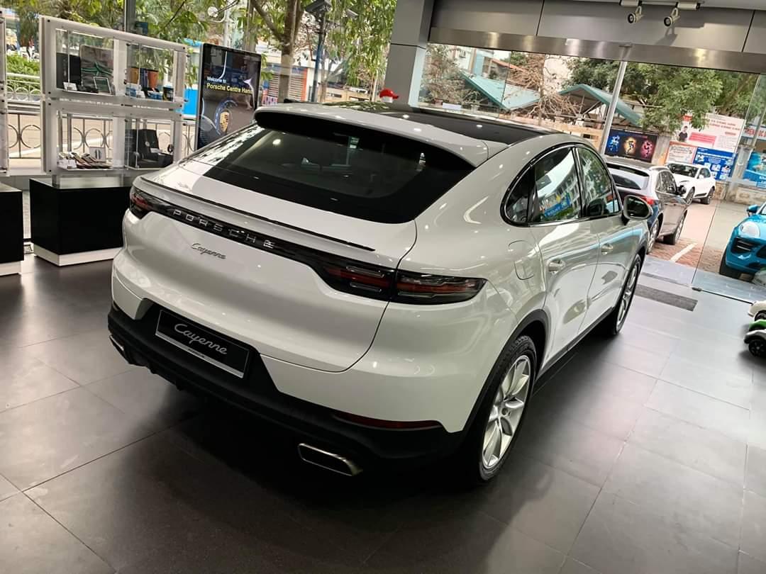 Xe sang Porsche Cayenne coupe tuyệt sắc