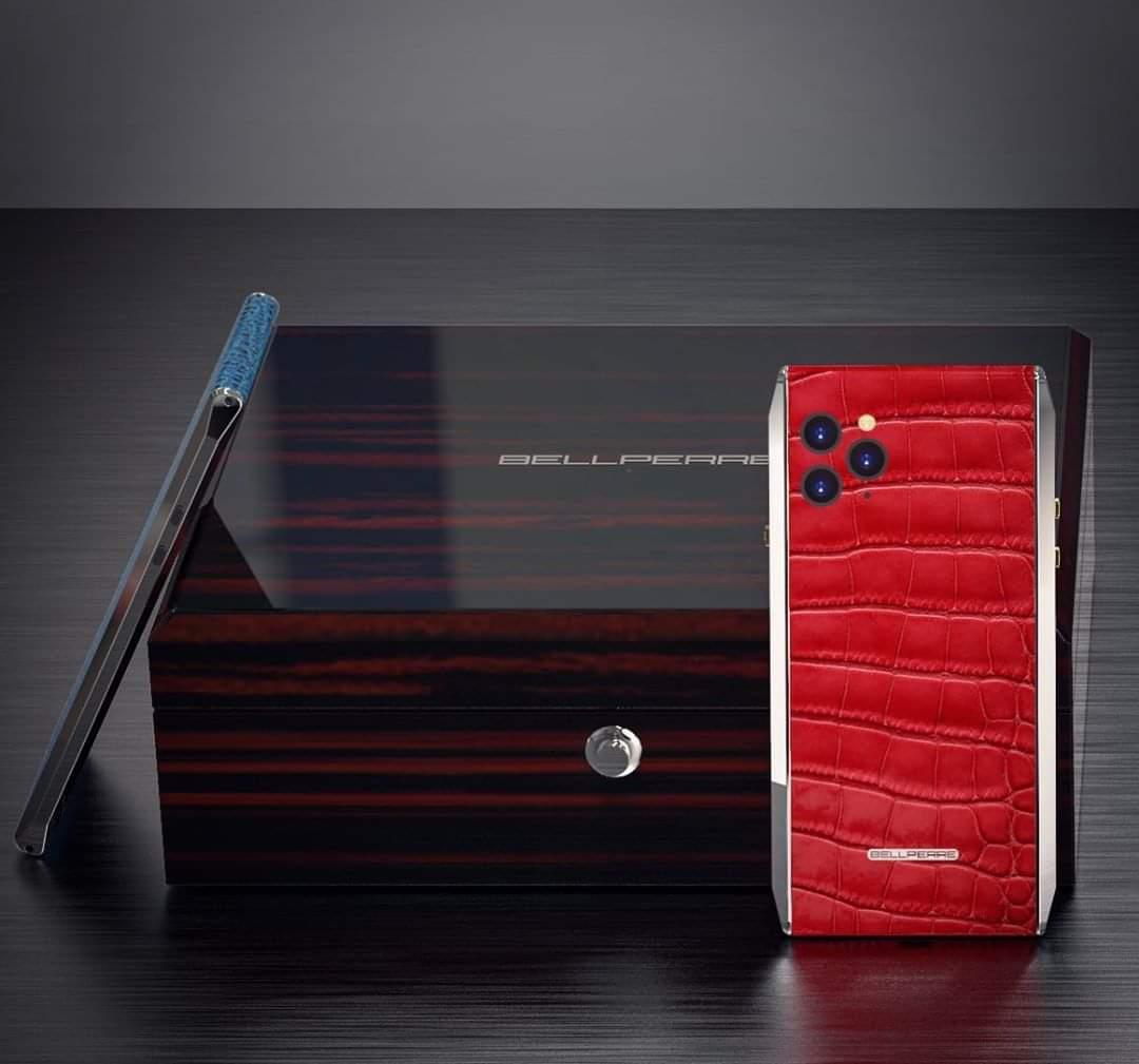 Điện thoại siêu sang độ vỏ