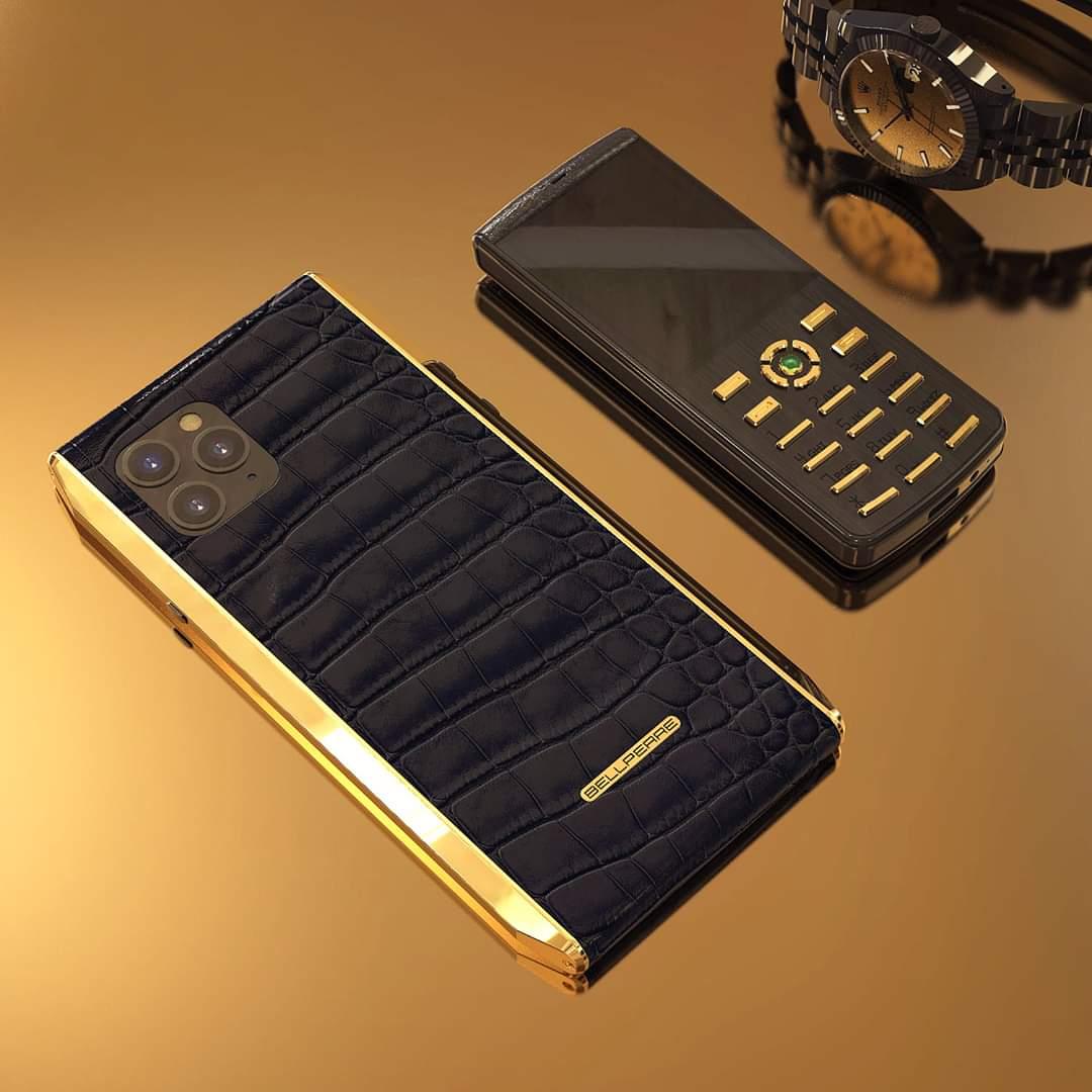 Điện thoại iphone đẹp và xa xỉ